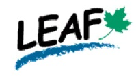 LEAF website logo