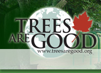 Trees Are Good logo